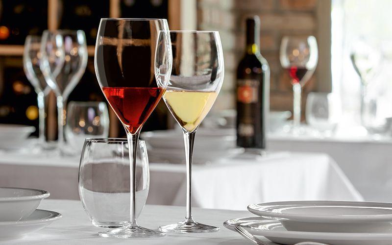constancy GmbH –Luigi Bormioli Shop, Weinglasfinder