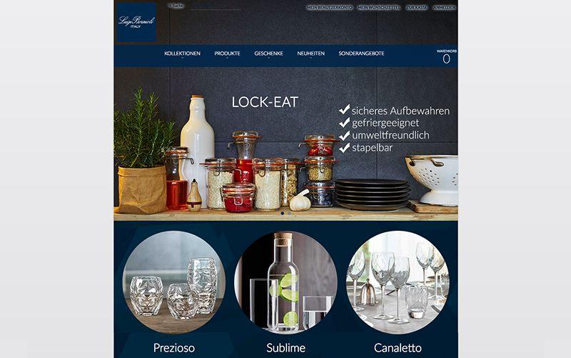 constancy GmbH –Bormioli Luigi Italy Shop