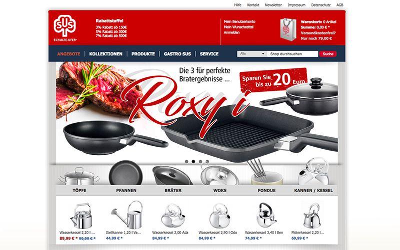 constancy GmbH –Schulte-Ufer Onlineshop Startseite